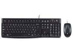Logitech Tastatur + Mus Logitech MK120 Desktop Corded