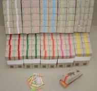 Kinesisk lotteri 200 numre rød