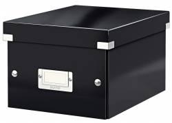 Leitz WOW arkivboks Click & Store A5 sort