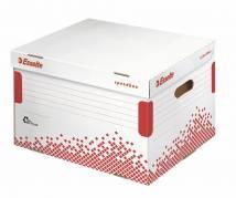 Esselte Speedbox arkivkasse til 75mm brevordnere