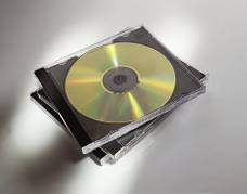 Fellowes CD og DVD jewel case