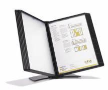 Easymount registersystem A5 til 20 lommer bordmodel