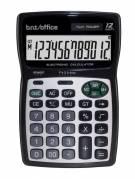 Office bordregner med 12 cifre