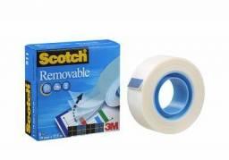 Scotch Magic tape 811 19mmx33m usynlig og flytbar