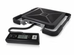 Dymo digital S50 pakkevægt 50kg med USB sort