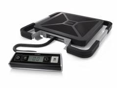 Dymo digital S100 pakkevægt 100kg med USB sort