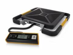 Dymo digital S180 pakkevægt 180kg med USB sort