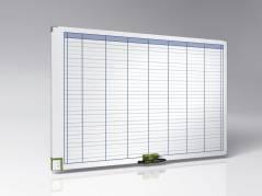 Nobo whiteboard planlægningstavle uge magnetisk 600x900mm