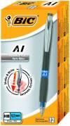 BIC AI Shaker pencil 3-i-1 0,5mm grå