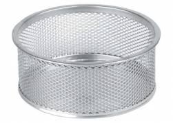 Clipsholder metal sølv