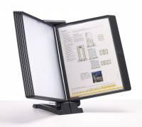 QuickFind registersystem A4 grundmodul til 10 lommer