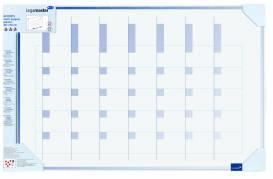 Legamaster planlægningstavle Multiplanner 4905 600x900mm