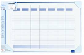 Legamaster planlægningstavle Uge-planner 4900 600x900mm