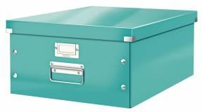 Leitz WOW arkivboks Click & Store A3 isblå