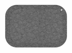 StandUp aflastningsmåtte 77x53cm grå