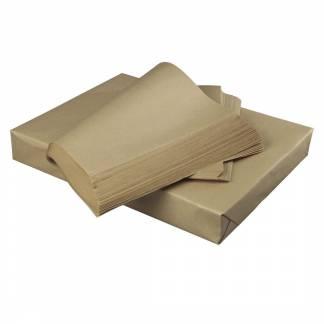 Kraftpapir fidele 40x60cm 40g plano brun, 1000 ark