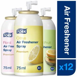 Tork Airfreshener spray A1 spray luftfrisker 236056 ass. dufte
