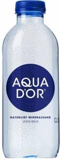 Aqua d'or kildevand inkl. pant 0,3 liter