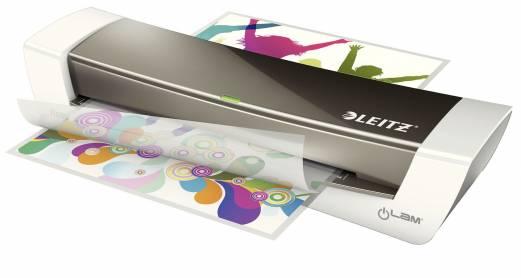 Leitz iLAM Home Office lamineringsmaskine A4 grå