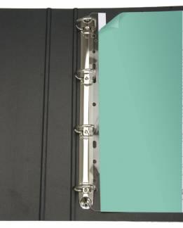 BNT Filing strips A5 135mm selvklæbende, 50 stk
