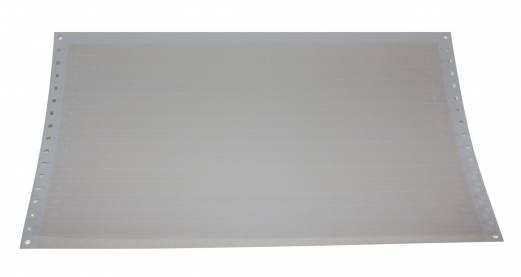 Edb-papir 1-banet m/tryk 8,5 x365mm 12001, 2500 stk