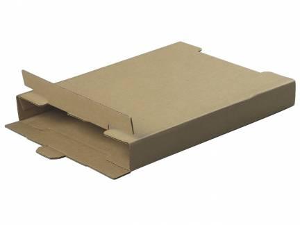 Katalogæske nr.1554 320x285x52mm brun