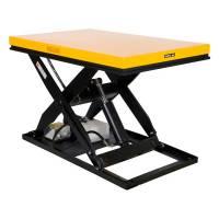Løftebord stationær med kapacitet på 2000kg