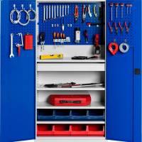 Værktøjsskab SMV kombination nr 2 1990x1000x435mm