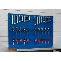 Værktøjstavle perforeret plade 450x1000mm blå