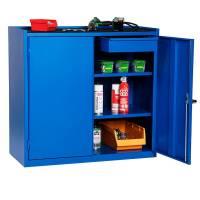Værkstedsskab GBP 900x950x450mm blå
