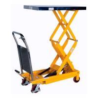 Løftebord mobil med fodpumpe 350kg