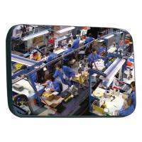 Industri oversigtsspejl 400x600mm akryl