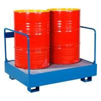 Tøndeopbevaring til 4 tønder